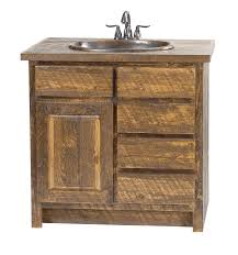 barn wood bath vanities ideasfine
