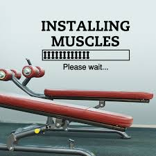 online buy wholesale wall decals quotes gym from china wall decals