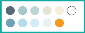 winter color schemes 3 easy ways to pick great color schemes for infographics