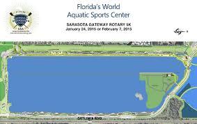 Sarasota Florida Map Sarasota Gateway Rotary 5k Dash For A Difference