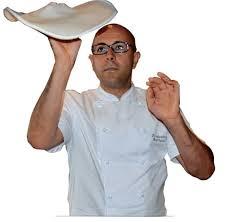 chef pizza acrobatic pizza maker chef pasqualino barbasso kolkata konnector