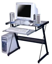 Metal Computer Desk Stylish Metal Computer Desk U2013 Interiorvues