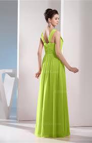 lime green bridesmaid dresses bright green bridesmaid dress a line chiffon floor length