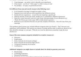 resume format for graduate school resume format for graduate school applications howo write cv