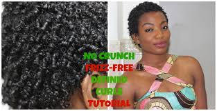 twa pixie on long hair type 4 natural hair twa styles no crunch frizz free defined
