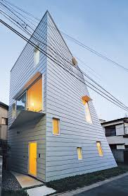 Housing Design Live Small Japanese Housing Design Atelier Architecture And