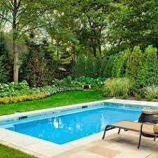 Pool Ideas For Small Backyard by Inground Swimming Pool Design Dream Garden Pinterest Pool