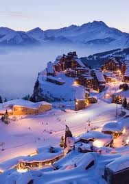 amazing places great ski resort no car allowed