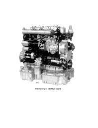 overhaul manual trailer engines di 2 2 se 2 2 u2013 ctk parts