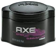 Pomade Axe axe clean cut look pomade 75 grams price from souq in yaoota