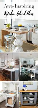 Best Kitchen Island 25 Awe Inspiring Kitchen Island Ideas Blending With Purpose