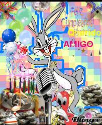 imagenes de cumpleaños para un querido amigo feliz cumpleaños querido amigo fotografía 107959769 blingee com