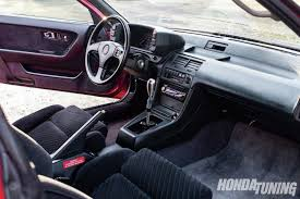 2000 Prelude Interior 1991 Honda Prelude Prelude To Perfection Honda Tuning Magazine