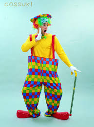Mens Clown Halloween Costumes Cheap Cute Clown Costume Aliexpress Alibaba Group