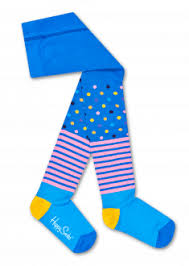 Light Blue Tights Colorful Baby Tights To Light Up Any Day Happy Socks