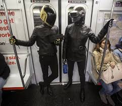 Daft Punk Halloween Costume Celebrated Spooktacular Halloween Rediff