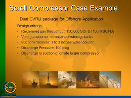 vapor recovery in offshore applications gulf coast regulatory and