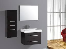 outstanding modern bathroom vanities cabinets allmodern regarding
