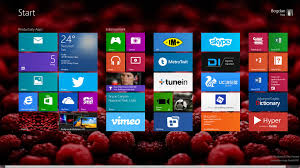 no option disable start screen wallpaper dimming in windows 8 1