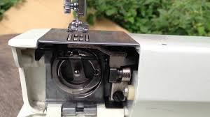 riccar 1528 sewing machine adjustment feed dog youtube