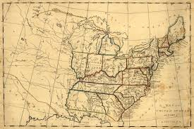 Louisiana Maps by Doc Butler U0027s U S History Website For Students Maps For Hist1301