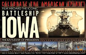 Bathtub Battleship Los Angeles Museum Battleship Uss Iowa Filming