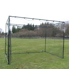portable backyard batting cages outdoor goods