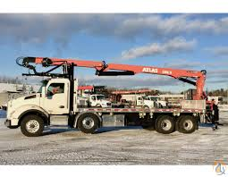 kenworth t300 for sale australia 2017 atlas 280 2 mounted on a kenworth t880 crane for sale in