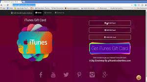 gift cards for free free itunes gift card codes no surveys 2016 new dailymotion