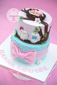 owl baby shower cake pink blue owl baby shower cake party xyz