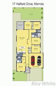 hatfield house floor plan 17 hatfield drive mernda vic 3754 sold realestateview