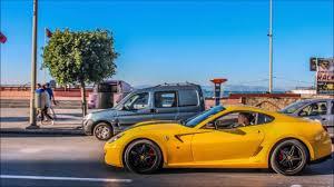 voiture de sport 2016 les voitures de luxe casablanca maroc 2016 youtube
