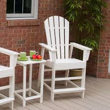 Polywood Patio Furniture by Polywood South Beach Counter Chair South Beach Polywood