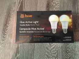 hive active light 3 pack led light bulbs kijiji in red deer buy sell save with