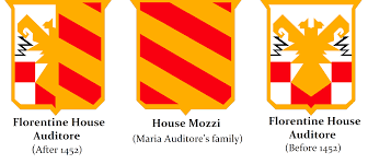 Florence Flag The Emblems Of The House Auditore Forums