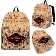 Harry Potter Marauders Map Harry Potter U2013 Moovie Shop