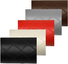 Faux Leather Upholstery Fabric Uk By The Metre Faux Leather Craft Fabrics Ebay