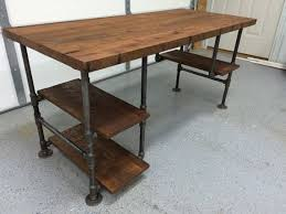 Pipe Desk Diy Best 25 Pipe Desk Ideas On Pinterest Industrial Pipe Desk Diy
