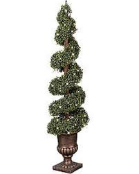 spectacular deal on ge 5 ft pre lit boxwood slim artificial