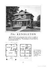architectures american foursquare house plans american