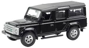 land rover defender matte black buy rmz city die cast land rover defender 110 black white 5 inch