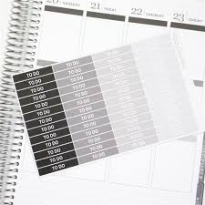 To Do Stickers Neutral Vertical To Do Label Header Planner Stickers For Use