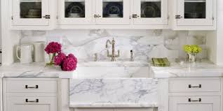 Sharp Contrast Defines The Kitchen 5 Tips To Create The Perfect White Kitchen Huffpost