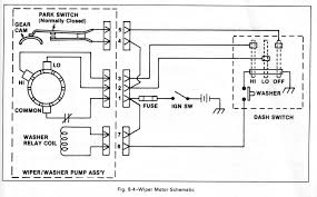 delay wipers with wiring diagram for windshield wiper motor