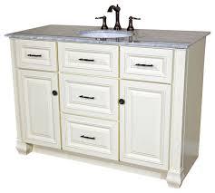 58 Inch Bathroom Vanity Endearing 50 Inch Double Vanity And 50 58 In Bathroom Vanities