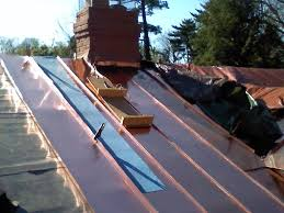 Cost Of A Copper Roof by Cost Of Copper Roof Panels Roof Fence U0026 Futons Freedom Gray