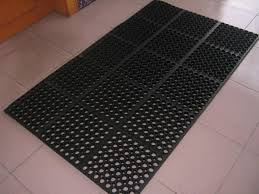 the advantages of rubber flooring kitchen rubber floor mats