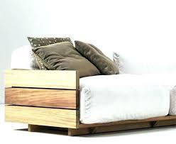 fabriquer canapé faire un canape avec un lit fabriquer une banquette lit banquette