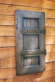 Exterior Doors Salt Lake City Da Vinci Details Gun Metal Grey Shutter Exterior Home Products