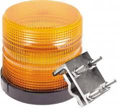 mirror mount beacon lights amber led medium profile mirror bracket mount beacon sws warning